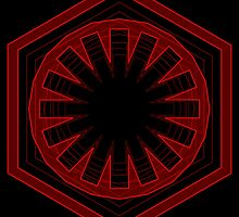 Star Wars First Order - Tunnel by andymania