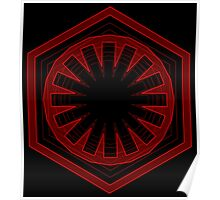 Star Wars First Order - Tunnel Poster
