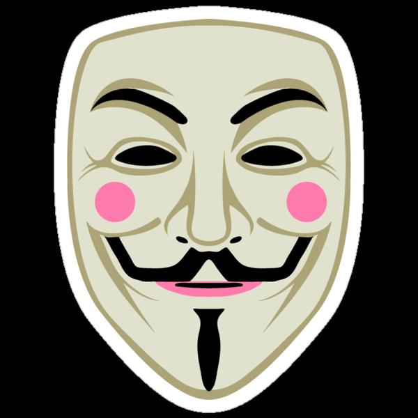 Guy Fawkes Mask by LibertyManiacs