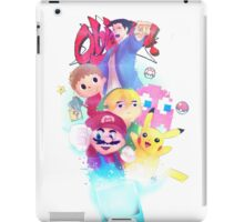 Nintendo power iPad Case/Skin