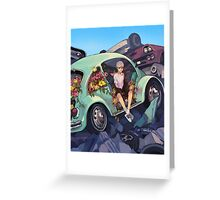 car Greeting Card