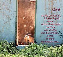 Lêplek by Rina Greeff