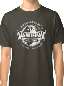 Vandelay Industries (white) Classic T-Shirt