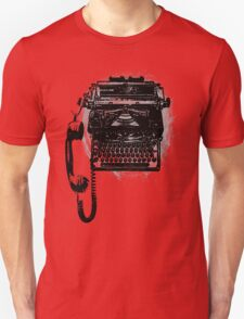 Communication's Typhone T-Shirt