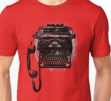 Communication's Typhone Unisex T-Shirt