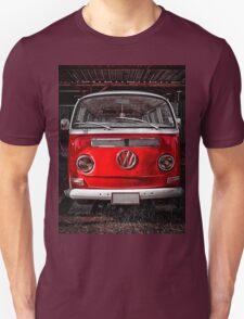 Red combi Volkswagen T-Shirt
