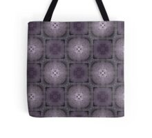 Purple buttons Tote Bag