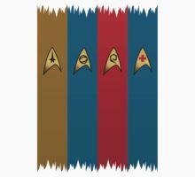 Screen Uniforms - Star Trek - Original Series by nADerL
