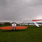 Old and the new gliders. by sandyprints