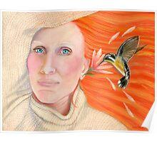Cassandra's Hummingbird Poster