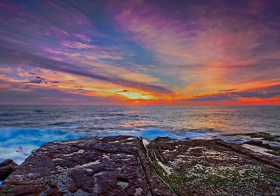 Colours of the Rainbow by Mark  Lucey