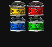 Multi colors Volkswagen kombi Classic T-Shirt