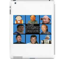 The Bogan Bunch iPad Case/Skin
