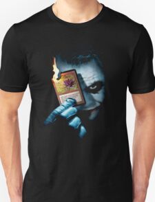 Some Men Just Want to Watch the World Burn T-Shirt