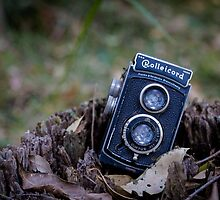 Old Rollei by Keith G. Hawley