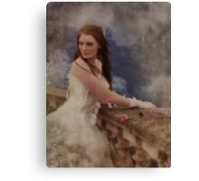 Forever In Her Dreams Canvas Print