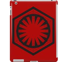Star Wars First Order - Tunnel 2 iPad Case/Skin