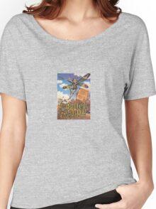 Butterloggie Women's Relaxed Fit T-Shirt