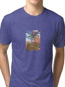 Butterloggie Tri-blend T-Shirt
