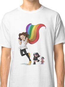 Rainbow Hero Classic T-Shirt