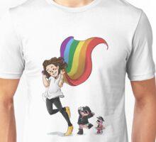 Rainbow Hero Unisex T-Shirt