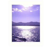 Italy At Sea Art Print