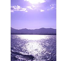 Italy At Sea Photographic Print