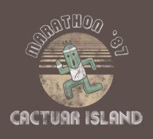 Cactuarathon- Final Fantasy Parody
