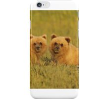 Twins!! iPhone Case/Skin