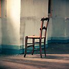 Dying place - Chair by Nicolas Noyes