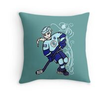 Let It Goal Throw Pillow