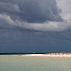 Approaching Storm, Spanish Wells, Eleuthera, Bahamas by Shane Pinder