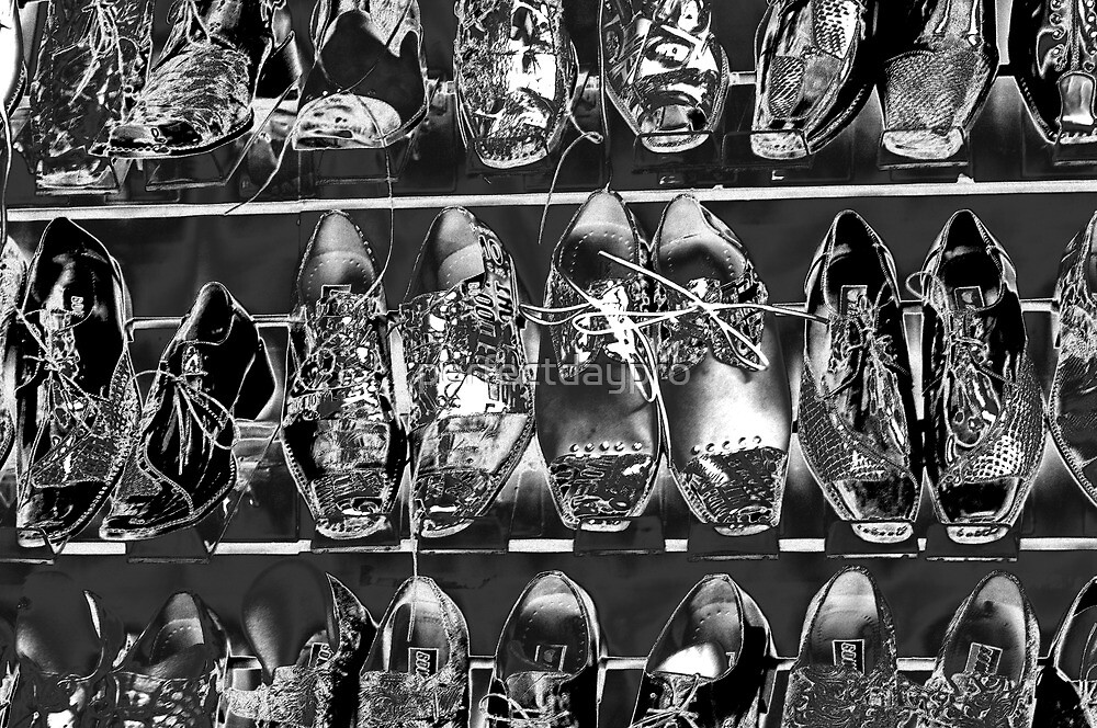 shiny shoes by perfectdaypro