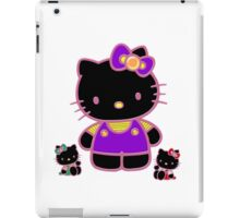 Cute Kitty 2016 iPad Case/Skin