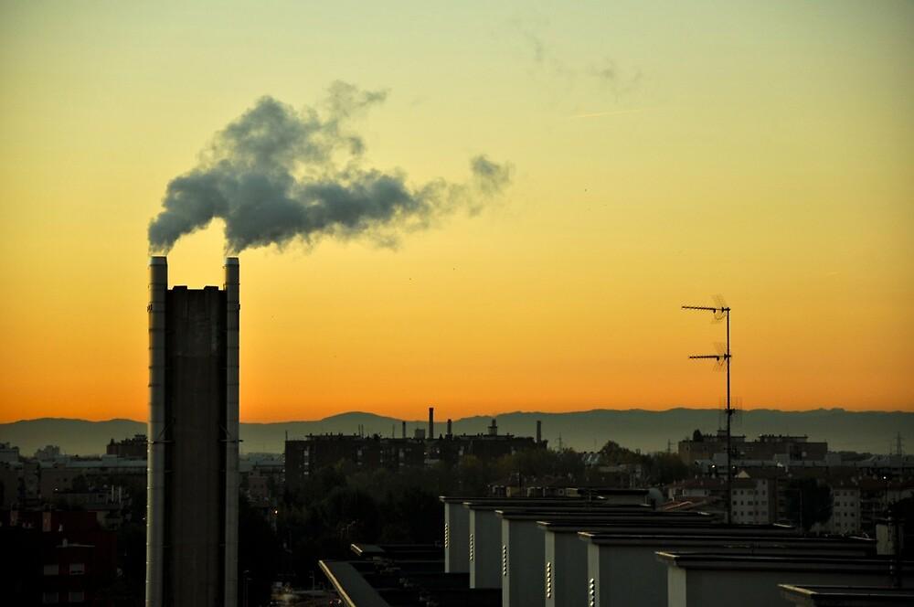 Certo, sono le auto che inquinano by Francesco Langiulli