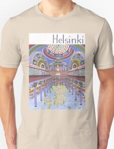 Helsinki Unisex T-Shirt