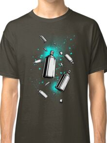 Spray Can Art Classic T-Shirt