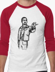 The Jesus Men's Baseball ¾ T-Shirt