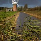 Horsey windpump by BeardyGit
