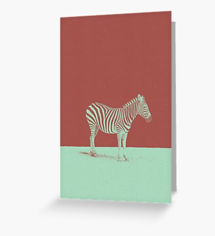 CAMOUFLAGE / 2 Greeting Card