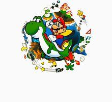 Super Mario World Planet. T-Shirt