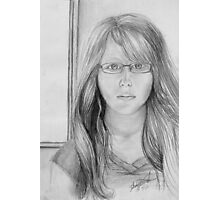 Portrait of the Artist Photographic Print