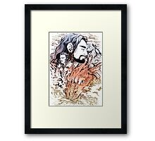 The Four Kings Framed Print