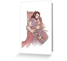 The Durin Family Greeting Card