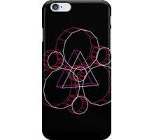 Coheed's Keywork in 3D - Neon iPhone Case/Skin