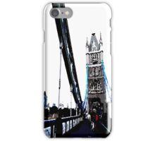 London Tower Bridge iPhone Case/Skin