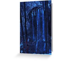 Mystical Waterfall... Greeting Card