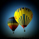 Ballooning around by Crystal Fobare