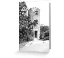 Keepers Tower, Blarney Castle Greeting Card