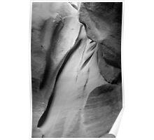 No way back - Blue Johns canyon Poster